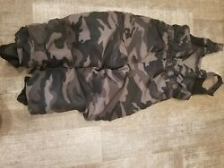 Wonder Kids Camo Insulated Snow Pants Size 5T Ski Snow Child#x27;s Excellent $26.00