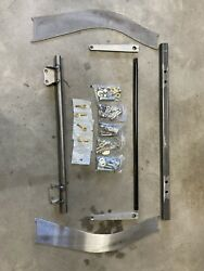 Tci Sway Bar Swaybar 47 - 55 Chevy Pickup Four Link Boxing Plate