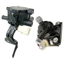 Electric Inverter Water Pump+heater Coolant Control Valve For 04-09 Toyota Prius