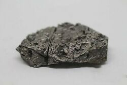 Gorgeous 165 Gr Etched Gibeon Iron Meteorite - Complete Slice With Certificate