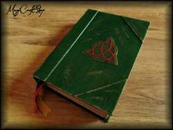 Charmed Book Of Shadows With All Original Pages English - Big Size