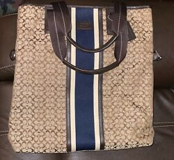 Coach Large Tote $60.00
