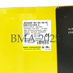 1pc Used Servo Amplifiers A06b-6134-h303 Fully Tested Dhl Free Ship Fa9t