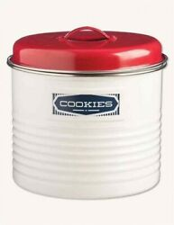 Victorian Trading Co Nostalgic Cookie Jar Food Canister 24b