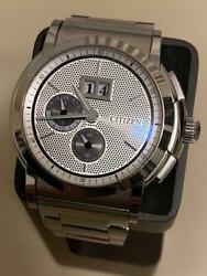 Citizen Series 8 803 Cnd72-0032 Eco Drive Automatic Stainless Steel Mens Watch