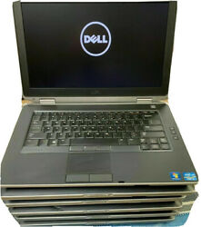 Dell Laptops Lot Of 5 10 15 25 - Mixed Models - For Repair And Parts Only