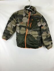 Burton Kids Camo Jacket Size Youth 10 12 $38.07