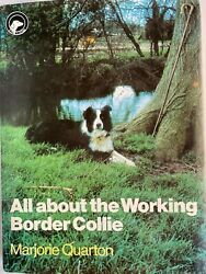 All About the Working Border Collie All About ... by Quarton Marjorie Hardback