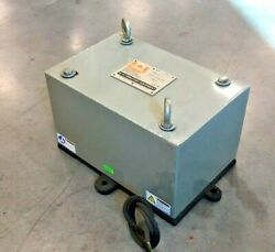 Eriez Mfg D60u Electromagnetic Vibratory Magnetic Drive Style-07 460v 60 Cycles