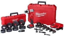 Milwaukee 2677-23 M18 Forcelogic 6t Knockout 1/2 In. Andndash 4 In.
