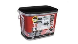 Rubi Tools 03903 Kit Delta Leveling System 1/16in. Clips