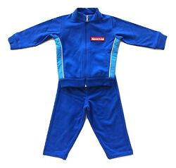 Moncler Junior Tracksuit Complete With Sweatshirt + Trousers For Baby 9/12 Month