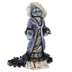 Collectible Doll Lady Macbeth Cat Designer Exclusive Handmade. Luxury Gift New