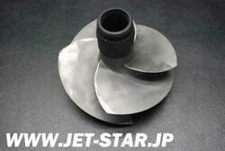 Seadoo Rxt Is 255 And03909 Oem Stainless Steel Impeller Used [s353-033]