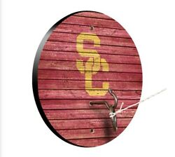 Usc Trojans Tiki Toss Hook And Ring Game Tailgate Xmas Gift Southern California
