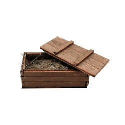 116 Torro Rc Tank One Wooden Ammo Crate Box Accessories B
