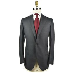 New Cesare Attolini Suit Wool 120and039s And Cashmere 44 Us 54 Eu Drop 7r Sat66
