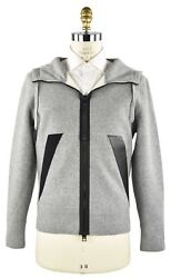 New Fw 18/19 Tom Ford Coat Jacket Cotton And Cashmere Sz 38 Us 48 Eu 18tfc2
