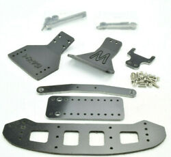 Mcallister Racing Associated Dr10 / Sc10 Body Mount Mounting Kit For Drag Bodies