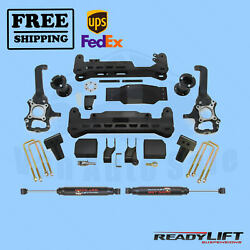 Suspension Lift Kit 7 Lift Readylift For Ford F-150 2015-2019
