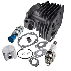46mm Cylinder Piston Ring Gaskets Kit For Husqvarna 55 51 Chainsaw 503609171