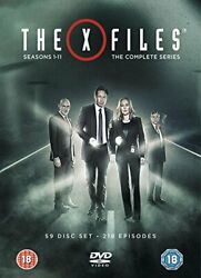 X Files The Complete Series The [dvd][region 2]