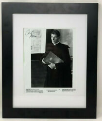 Psa/dna Superman Christopher Reeve Signed Autographed Framed 8x10 Movie Photo