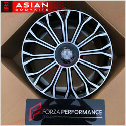 Forged Wheels Rims 20 Inch For Mercedes Benz S Class W222 W221 C217 Maybach S550