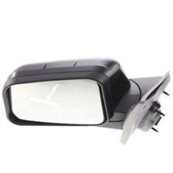 2007-07 Edge Rear View Door Mirror Power Non-heated W/o Puddle Lamp Driver Side