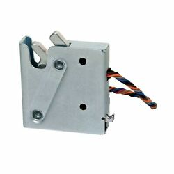 Southco R4-em Series Zinc Plated Steel Electronic Rotary Latch With Microswit...