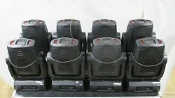 High End Systems Dl1 Moving Head Light Projector Dl-1 Digital Fixture Lot Of 8