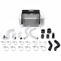 Mishimoto Silver Intercooler Kit W/ Polished Pipes For 11-14 F-150 T-3.5l P415