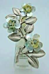 Bath And Body Works Wallflower Diffuser Plug-in Mother Of Pearl Shell Flower