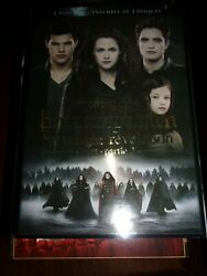 Twilight Breaking Dawn Part 2 - Two-disc Dvd - New And Factory Sealed