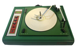 Vm V-m Voice Of Music ® Green Goodie Model 346-1 Record Player - See Desc