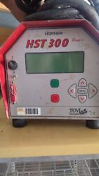 Hurner Electrofusion Welding Machine For Industrial Connection/heating Pipe