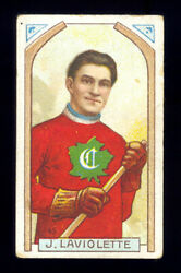 1911 C55 Imperial Tobacco 45 Jack Laviolette Centered Very Nice Card Great Value