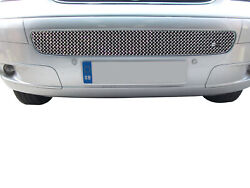 Vw T5 - California/caravelle - Lower Grill - Silver Finish 2006 To 2009