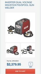 Matco Tools Multi-process Welder With Cart - New
