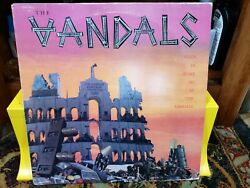 The Vandals - When In Rome Do As The Vandals - National Trust - 1984
