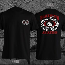 Blackwater Aviation Agency American Private Military Company T-shirts