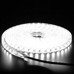 5050 Smd Waterproof Led Strip Light Flexible Ribbon Rope Lamp Dimmable 1m 5m 10m