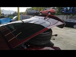Trunk/hatch/tailgate Spoiler Coupe With Satellite Radio Fits 07-11 Xk 1153417
