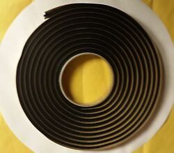 Qty 1 Butyl Tape 3m 1/4x15ft For Back Glass Placement Automotive Body Shops
