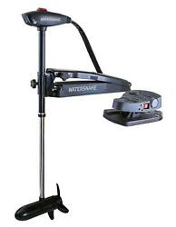 Watersnake Hawser Cable Steer 54lb Bow Mount Electric Trolling Boat Motor