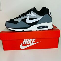 Nike Air Max Correlate Running Shoes Men#x27;s Sizes Gray Black 511416 011 NEW