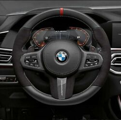 Genuine Bmw G20 Interior M Performance Steering Wheel Velour Floor Mats Paddles