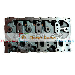 Complete Cylinder Head With Valves Springs For Thermo King Tk370 Yanmar Engine