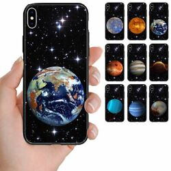 For Oppo Series - Planet Galaxy Theme Mobile Phone Back Case Cover 1