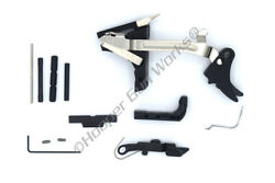 Aluminum Trigger Lower Parts Kit For Glock 17 And Polymer 80 Lpk